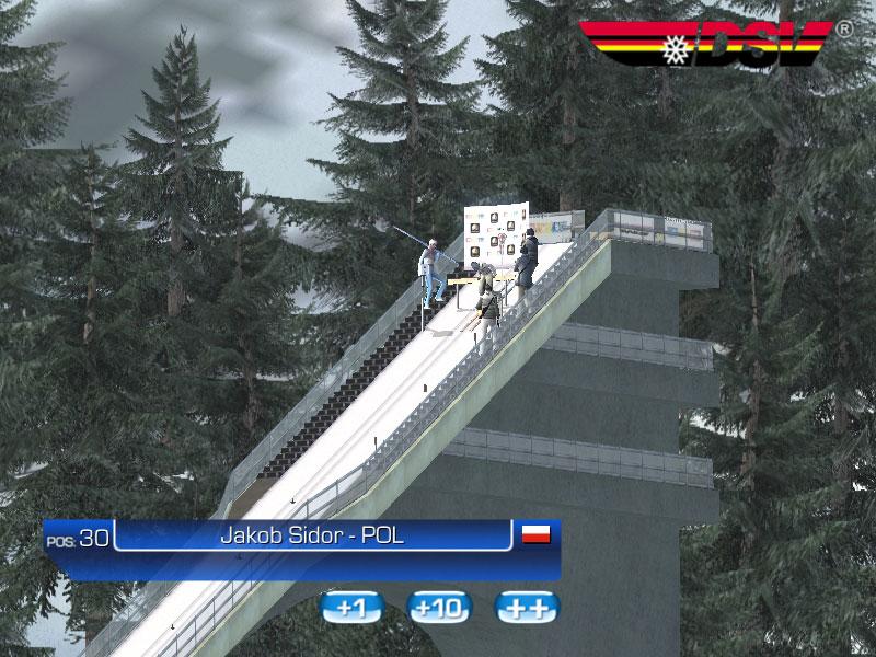 skispringen pc