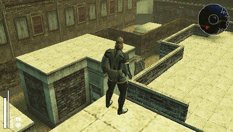 Metal Gear Solid: Portable Ops (PSP)  Archiv - Screenshots - Bild 36