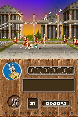 Asterix & Obelix XXL 2 - Mission: Wifix (DS)  Archiv - Screenshots - Bild 14
