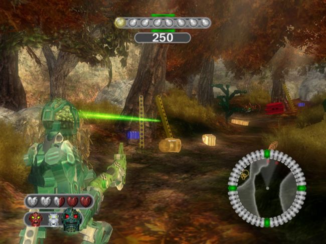 Bionicle Heroes  Archiv - Screenshots - Bild 2