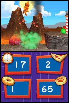 Garfield's Nightmare (DS)  Archiv - Screenshots - Bild 6
