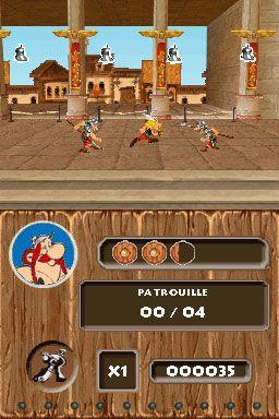 Asterix & Obelix XXL 2 - Mission: Wifix (DS)  Archiv - Screenshots - Bild 2