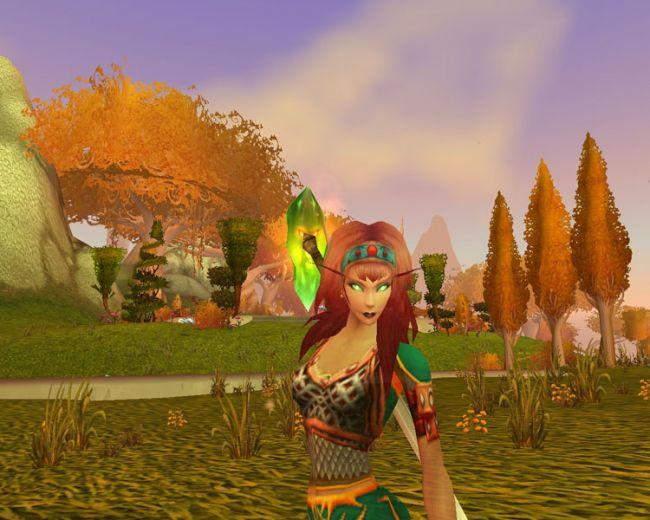 World of WarCraft: The Burning Crusade  Archiv - Screenshots - Bild 43