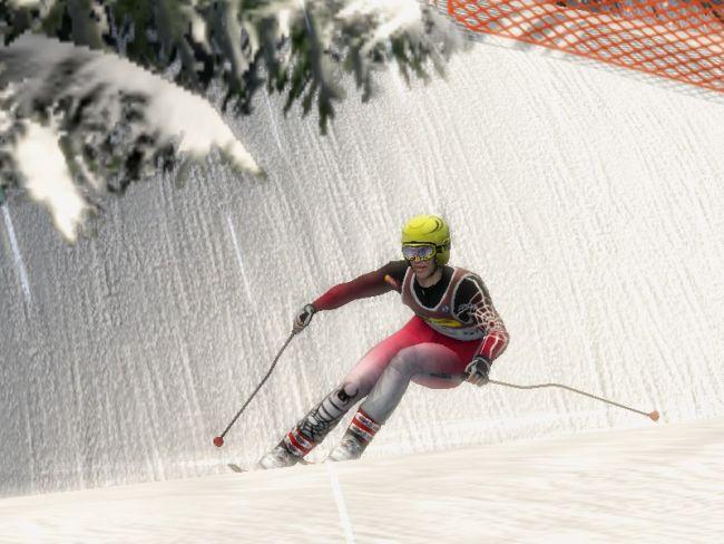 Ski Alpin Racing 2007 - Bode Miller vs. Hermann Maier  Archiv - Screenshots - Bild 5