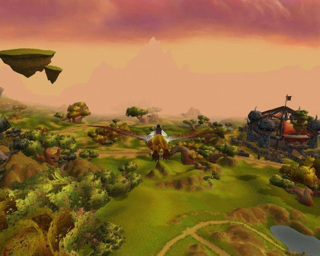 World of WarCraft: The Burning Crusade  Archiv - Screenshots - Bild 35