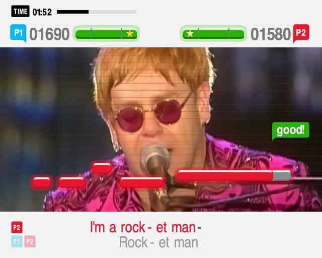 SingStar: Legends  Archiv - Screenshots - Bild 6