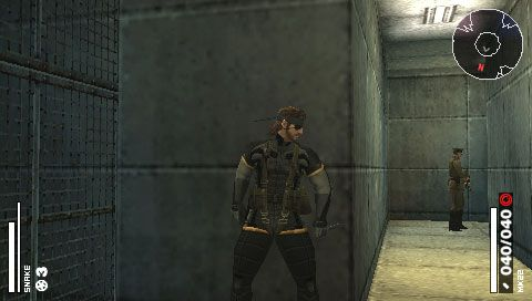Metal Gear Solid: Portable Ops (PSP)  Archiv - Screenshots - Bild 41