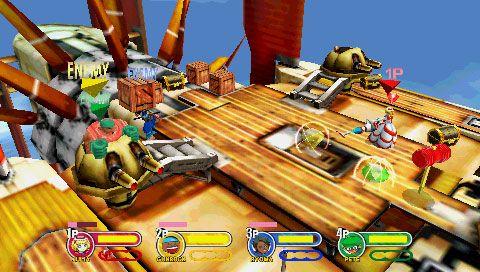 Power Stone Collection (PSP)  Archiv - Screenshots - Bild 5