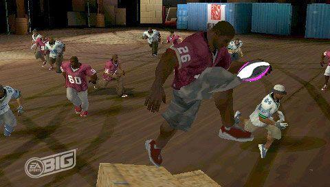 NFL Street 3 (PSP)  Archiv - Screenshots - Bild 8