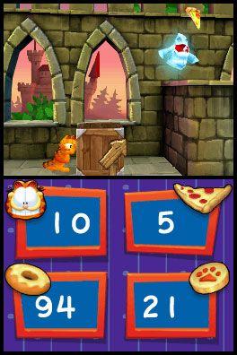 Garfield's Nightmare (DS)  Archiv - Screenshots - Bild 2