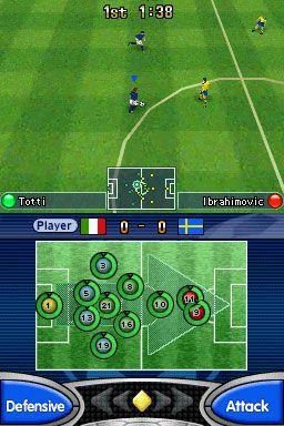 Pro Evolution Soccer 6 (DS)  Archiv - Screenshots - Bild 2
