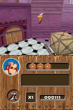 Asterix & Obelix XXL 2 - Mission: Wifix (DS)  Archiv - Screenshots - Bild 8