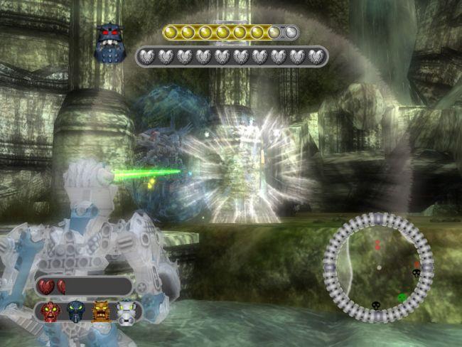 Bionicle Heroes  Archiv - Screenshots - Bild 3