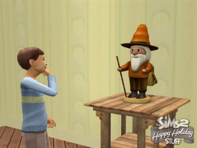 Die Sims 2: Weihnachtszeit-Accessoires  - Screenshots - Bild 10
