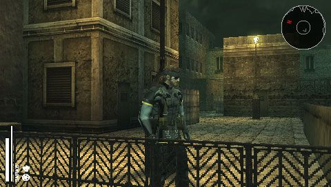 Metal Gear Solid: Portable Ops (PSP)  Archiv - Screenshots - Bild 44