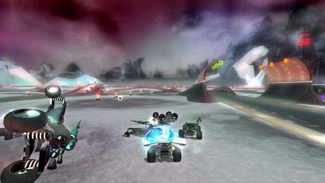 Novadrome  Archiv - Screenshots - Bild 2