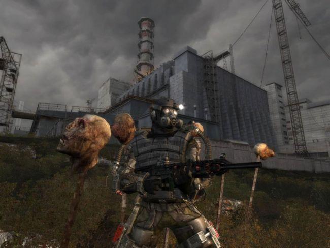 S.T.A.L.K.E.R. Shadow of Chernobyl  Archiv - Screenshots - Bild 55