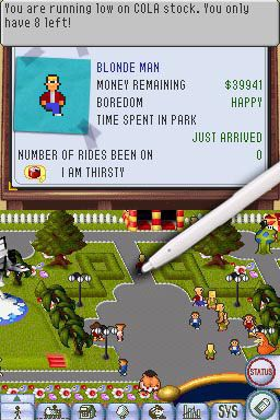 Theme Park (DS)  Archiv - Screenshots - Bild 27