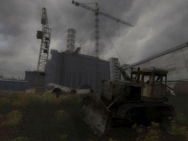 S.T.A.L.K.E.R. Shadow of Chernobyl  Archiv - Screenshots - Bild 53