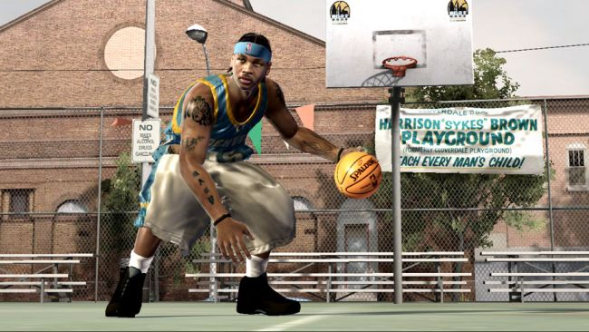 NBA Street Homecourt  Archiv - Screenshots - Bild 13