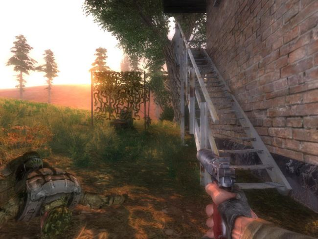 S.T.A.L.K.E.R. Shadow of Chernobyl  Archiv - Screenshots - Bild 61