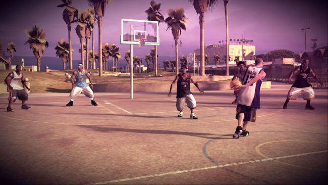 NBA Street Homecourt  Archiv - Screenshots - Bild 16