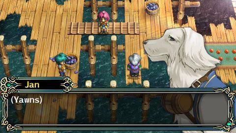 Legend of Heroes 3: Song of the Ocean (PSP)  Archiv - Screenshots - Bild 4