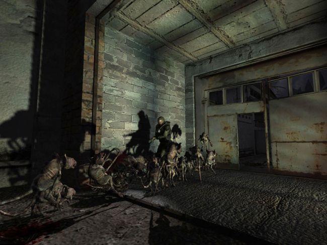 S.T.A.L.K.E.R. Shadow of Chernobyl  Archiv - Screenshots - Bild 65