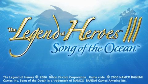 Legend of Heroes 3: Song of the Ocean (PSP)  Archiv - Screenshots - Bild 7