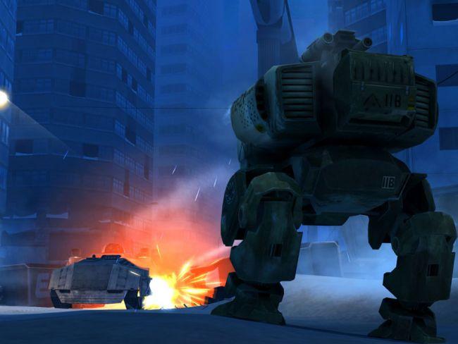 Battlefield 2142: Northern Strike  Archiv - Screenshots - Bild 19
