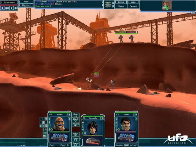UFO: Afterlight  Archiv - Screenshots - Bild 17