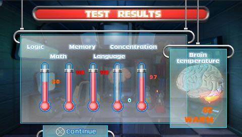 Hot Brain (PSP)  Archiv - Screenshots - Bild 3