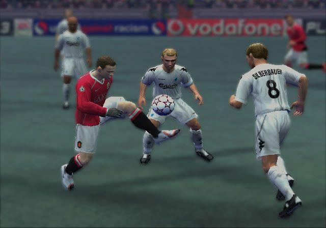 UEFA Champions League 2006-2007  Archiv - Screenshots - Bild 8