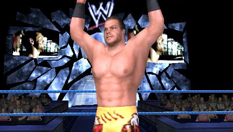 WWE SmackDown! vs. RAW 2007 (PSP)  Archiv - Screenshots - Bild 7