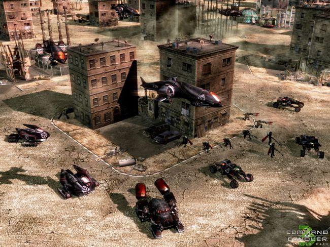 Command & Conquer 3: Tiberium Wars  Archiv - Screenshots - Bild 44