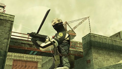 Metal Gear Solid: Portable Ops (PSP)  Archiv - Screenshots - Bild 13