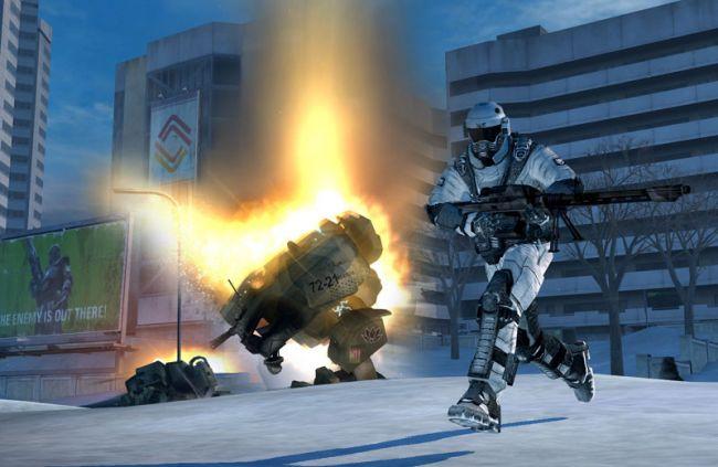 Battlefield 2142: Northern Strike  Archiv - Screenshots - Bild 18