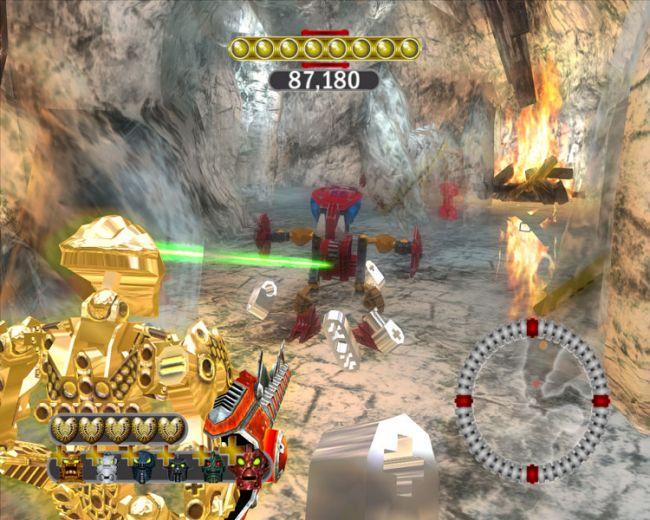 Bionicle Heroes  Archiv - Screenshots - Bild 4