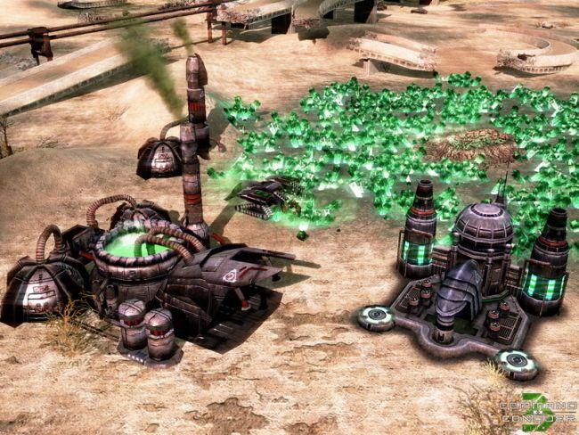 Command & Conquer 3: Tiberium Wars  Archiv - Screenshots - Bild 45