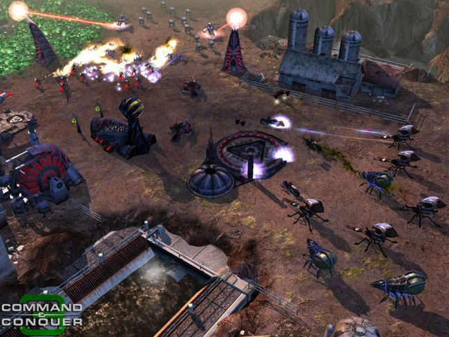 Command & Conquer 3: Tiberium Wars  Archiv - Screenshots - Bild 36