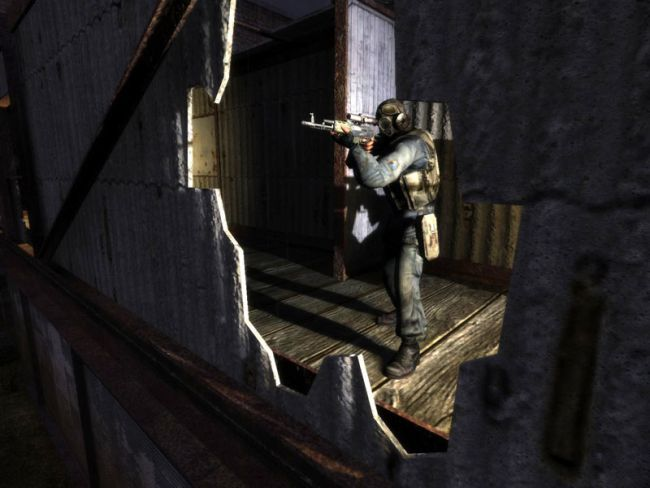 S.T.A.L.K.E.R. Shadow of Chernobyl  Archiv - Screenshots - Bild 50