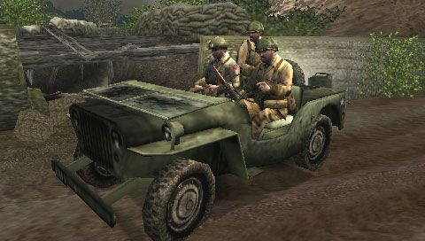 Call of Duty: Roads to Victory (PSP)  Archiv - Screenshots - Bild 4