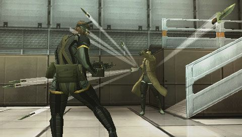 Metal Gear Solid: Portable Ops (PSP)  Archiv - Screenshots - Bild 12