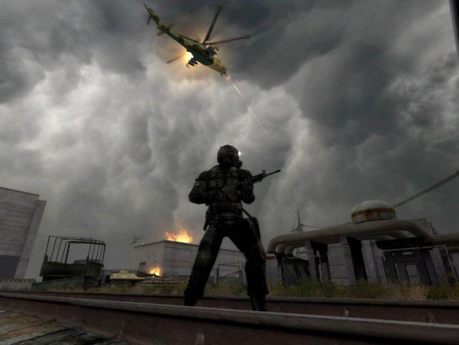 S.T.A.L.K.E.R. Shadow of Chernobyl  Archiv - Screenshots - Bild 43