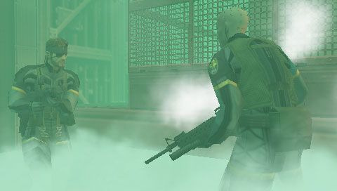Metal Gear Solid: Portable Ops (PSP)  Archiv - Screenshots - Bild 14