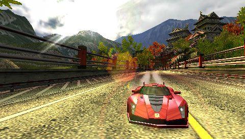 Burnout Dominator (PSP)  Archiv - Screenshots - Bild 18