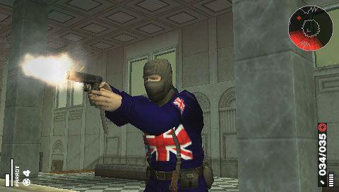 Metal Gear Solid: Portable Ops (PSP)  Archiv - Screenshots - Bild 2