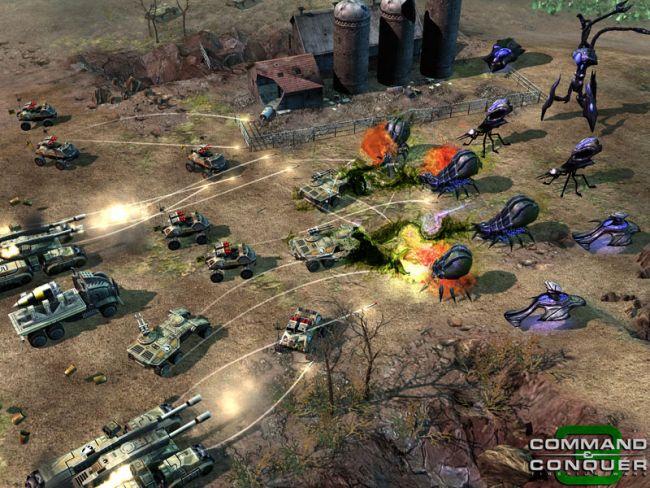 Command & Conquer 3: Tiberium Wars  Archiv - Screenshots - Bild 39