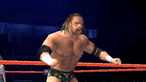 WWE SmackDown! vs. RAW 2007 (PSP)  Archiv - Screenshots - Bild 2