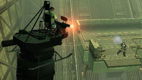 Metal Gear Solid: Portable Ops (PSP)  Archiv - Screenshots - Bild 10